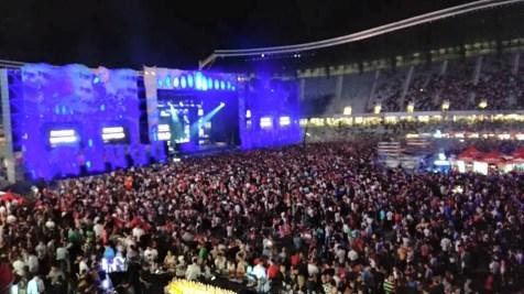 Atmosferă Cluj Arena