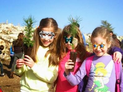 copii_pomi_Israel