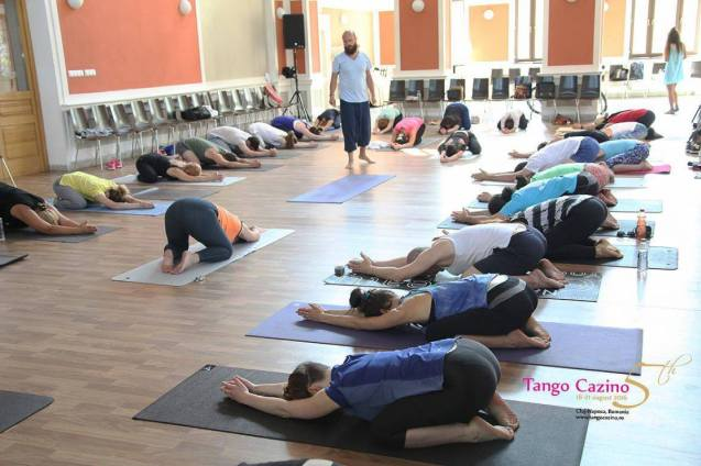 yoga curs
