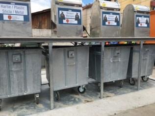 3 Sebes - colectare gunoi