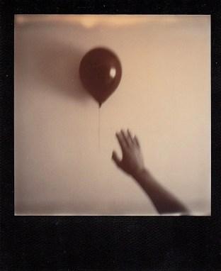 Andreea Andrei Balloon Man