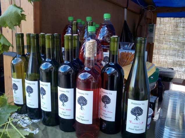 vin din productia lui Josef Sporrer