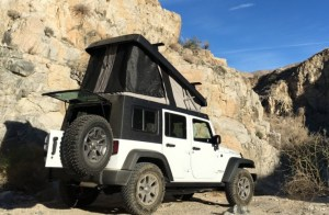 Jeep Pop Up Camper Roof