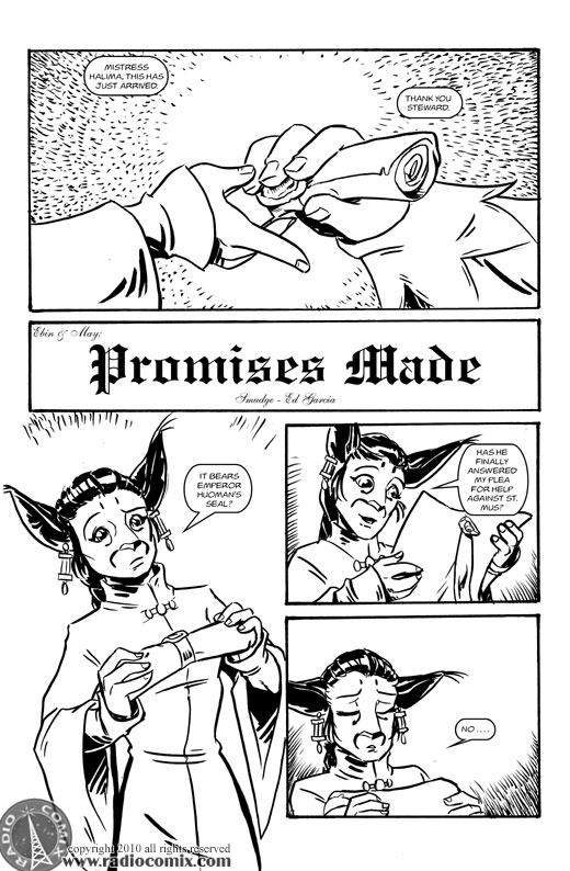 Promises Made Pg1