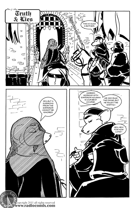 Truth & Lies Pg01