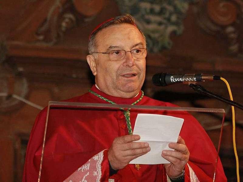 Il Messaggio e preghiera dell'Arcivescovo Montenegro – Basilica Cattedrale di Agrigento