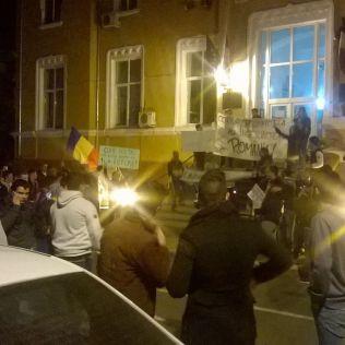 protest medgidia 2