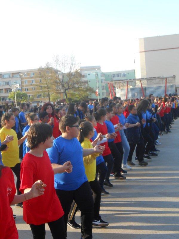 Flashmob Tulcea