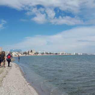 turisti plaja Radio Constanta 1