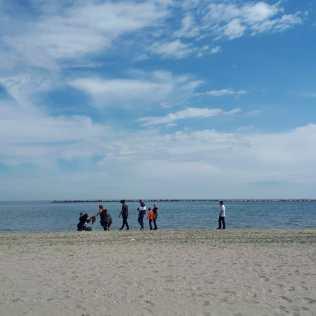 turisti plaja Radio Constanta 3
