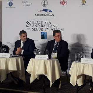 Black Sea and Balkans Security Forum