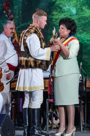 Trofeul Dor de cant romanesc 2019