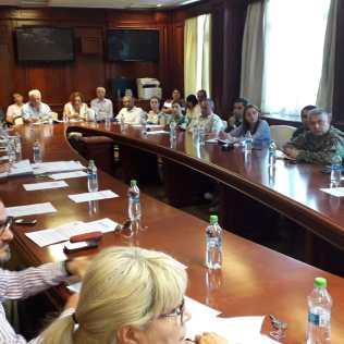 Sedinta Colegiu prefectural Radio Constanta 2