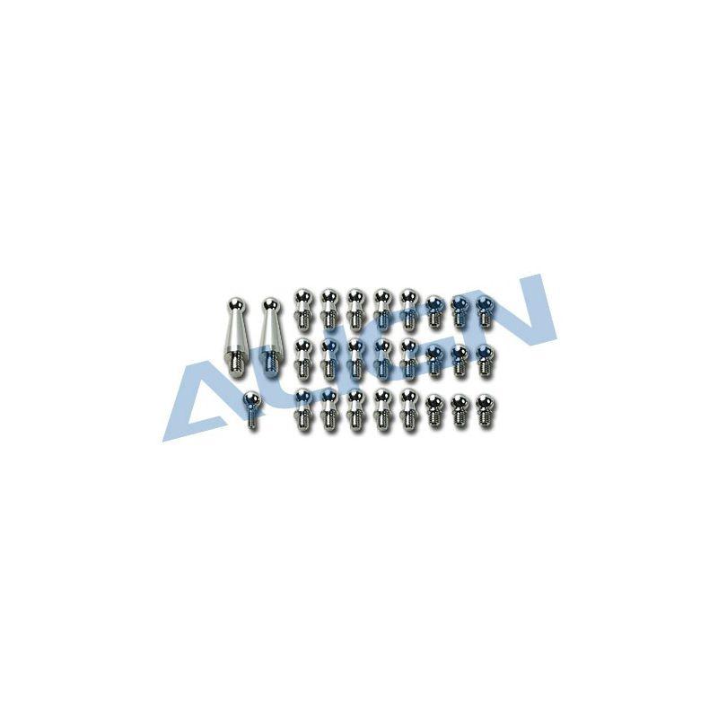 Align Trex 700 Parts Linkage Ball Set HN7065