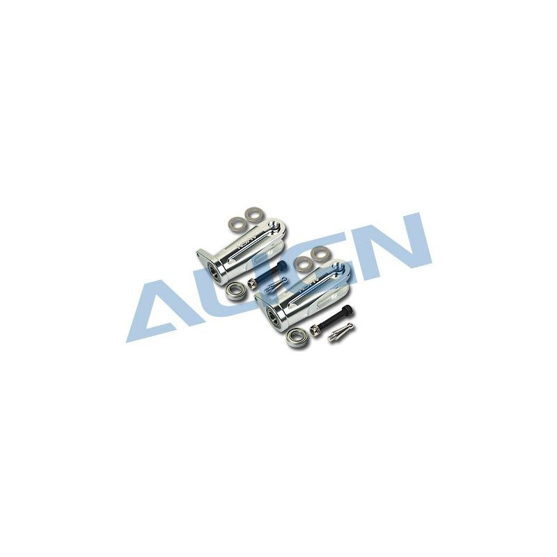 Align Trex 700 Spare Parts Metal Main Rotor Holder/Silver