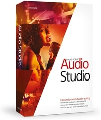 Sound Forge Recording Software