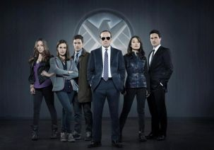 Agents of Shield. Full Team