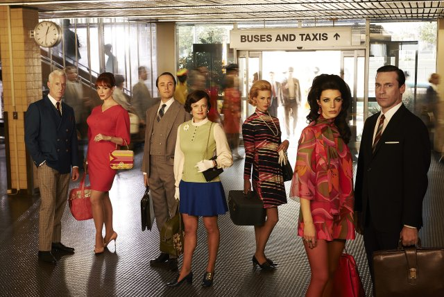 Mad Men full cast
