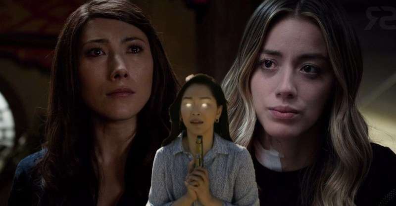 Agents of SHIELD - Jiaying - Kora - Daisy Johnson