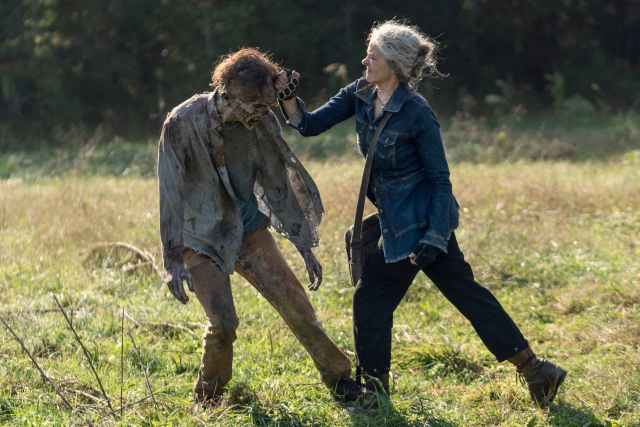Carol - The Walking Dead - Temporada 10, parte C