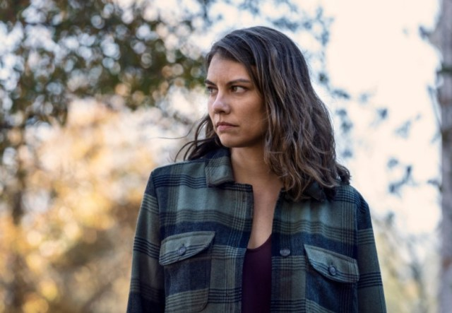 Maggie Lauren Cohan - The Walking Dead - Temporada 10, parte C