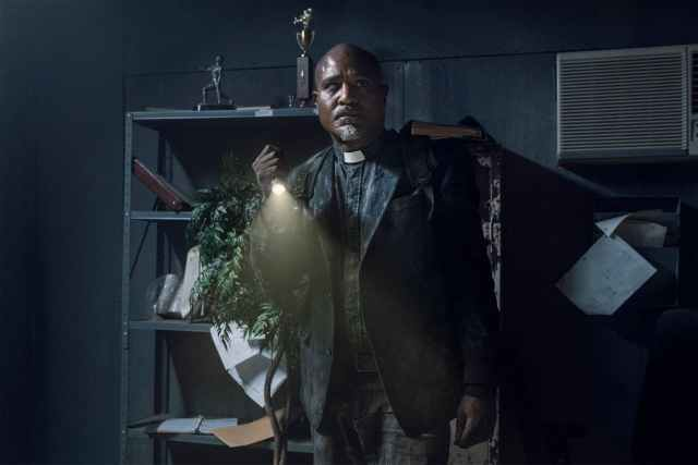 Seth - gilliam -Gabriel - The Walking Dead - Temporada 10, parte C