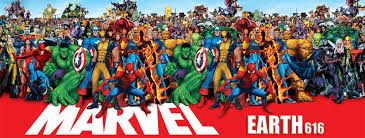 Multiverso Marvel - Tierra 616