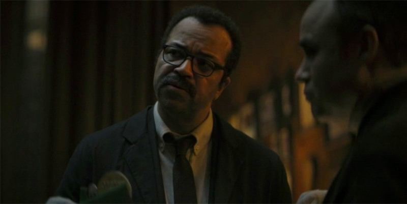 Primer vistazo a Jeffrey Wright como Jim Gordon