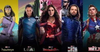Marvel-series