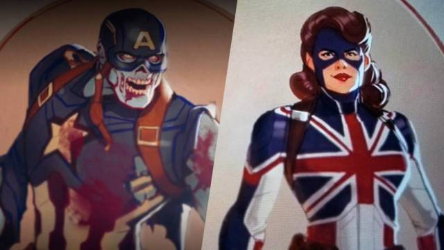What If - Peggy Carter - Zombies - Marvel Serie