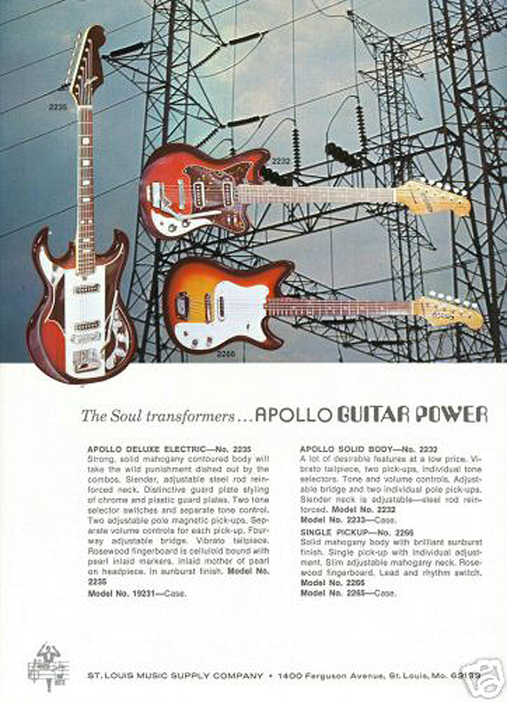 Wiring Diagram Teisco Guitar