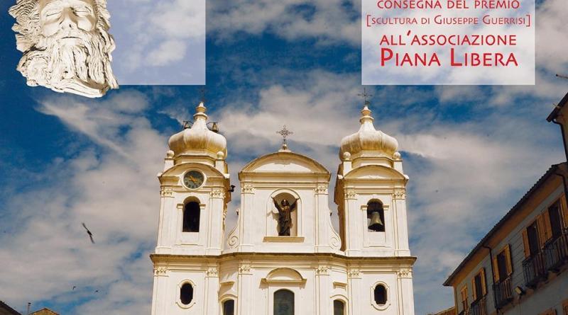 Cittanova, il Premio San Girolamo all'associazione Piana Libera