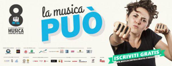 Premio Nazionale MUSICA CONTRO LE MAFIE – 8° edizione