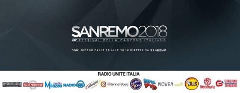 Radio Unite Italiane a Sanremo