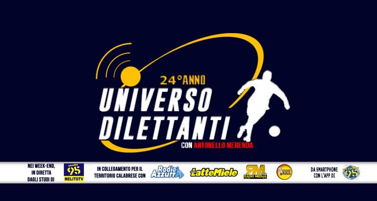 Programma condotto da Antonello Merenda sul calcio dilettantistico dalla serie D alla 3° categoria.