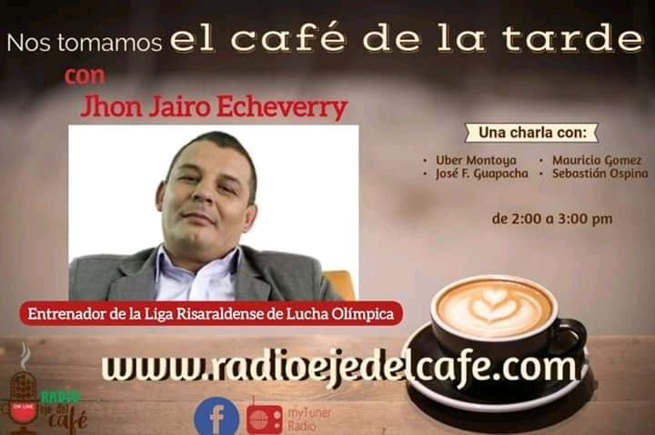 El café de la tarde: 18 Junio 2020