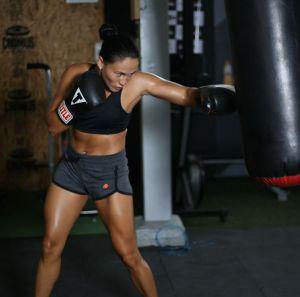 Jenny Marcela Arias ganó el combate más importante de su vida