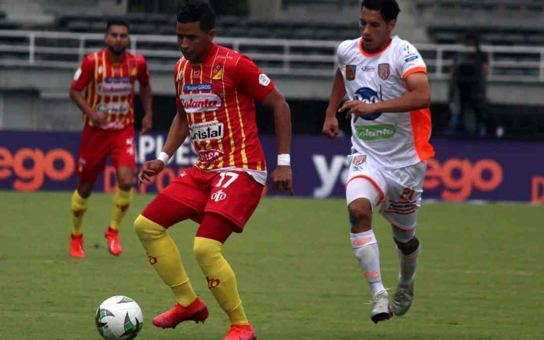 Sin mayores cambios Deportivo Pereira visita a Bucaramanga
