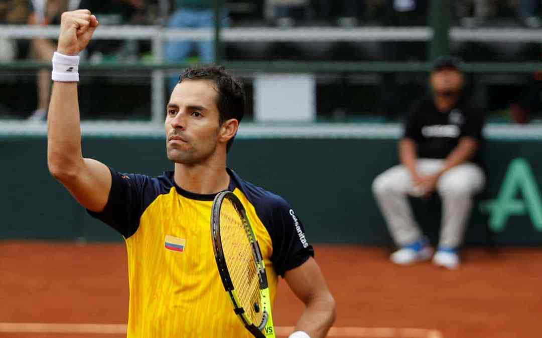 Santiago Giraldo le dice adiós al tenis profesional