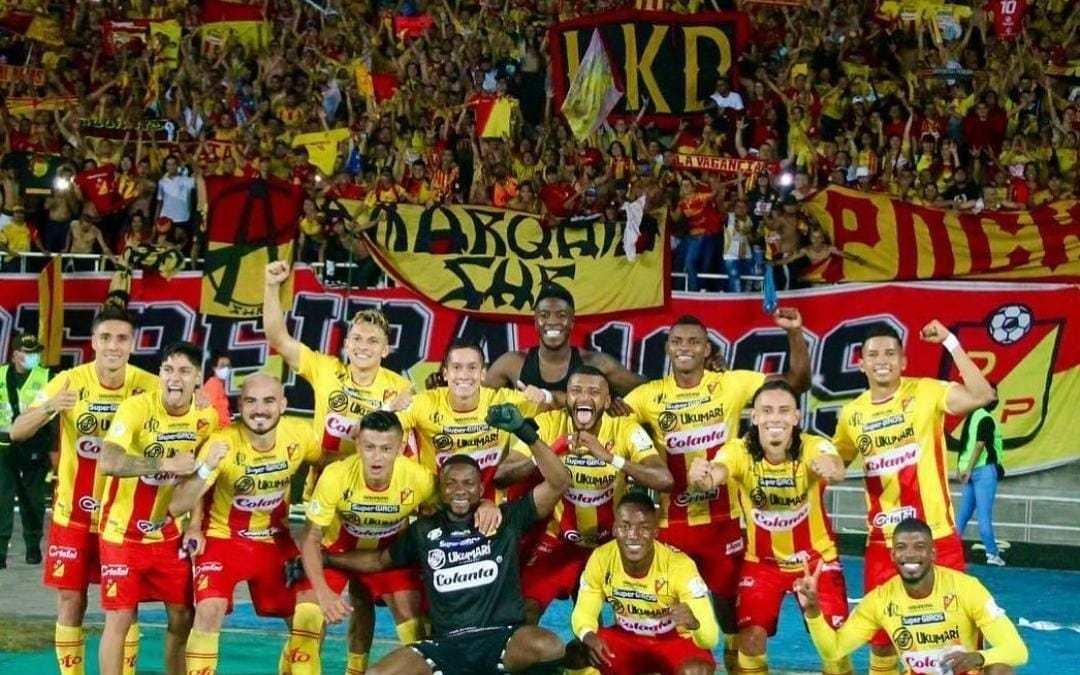 Deportivo Pereira tuvo una victoria con mucho eco ante Atlético Nacional