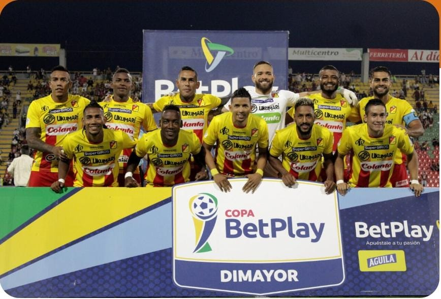 Deportivo Pereira sigue soñando con la Copa Betplay