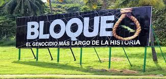 Estados Unidos también prohíbe exportar a Cuba alimentos y medicinas