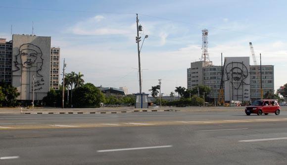 Una imagen que hizo eterno a Camilo Cienfuegos