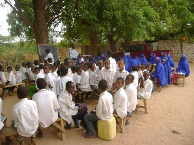 Storm-hit Somaliland students worried about exam prospects