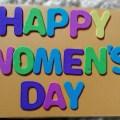 Φέτος συμπληρώνονται 40 χρόνια από το ψήφισμα του ΟΗΕ που καθιέρωσε την όγδοη ημέρα του Μαρτίου ως Παγκόσμια Ημέρα της Γυναίκας και της Διεθνούς Ειρήνης.