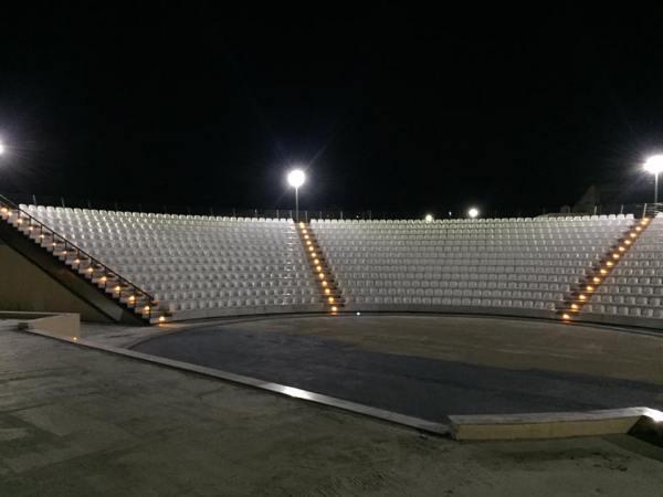 Εγκαινιάζεται το Οικοπάρκο Αλτιναλμάζη στην Αλεξανδρούπολη