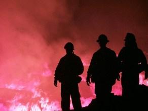φωτιά πυρκαγιά δάσος πυροσβέστες