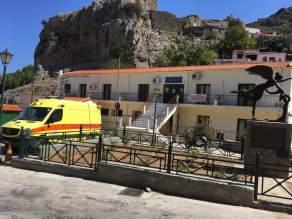 ΕΣΥ Σαμοθράκης - Κέντρο Υγείας Σαμοθράκης