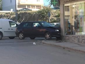 Τροχαίο ατύχημα στις Φέρες