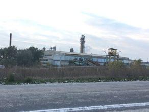 ΕΒΖ Ορεστιάδας - Εργοστάσιο Ζαχάρεως Ορεστιάδας